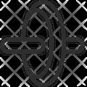Roller Wheel Icon