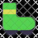 Rollerskates Skates Roller Icon