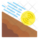 Rolling Physics Science Icon