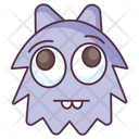 Rolling Eye Monster Icon