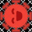 Rolling On The Floor Coronavirus Emoji Coronavirus Icon