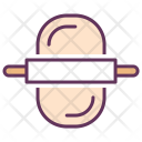 Rolling Pen Pastry Icon