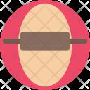 Rolling Pin Dough Icon
