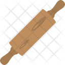 Rolling Pin Dough Icon