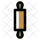 Rolling Pin Cooking Kitchen Icon