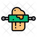 Cooking Rolling Cook Icon