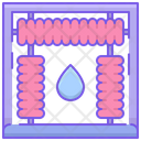 Rollover Wash Icon