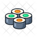 Rolls Food Meal Icon