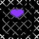 Rolls Love Icon
