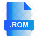 Rom File Icon