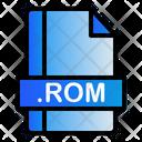 Rom File Icon