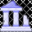 Roman Ruins Icon