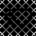 Romance Love Heart Icon