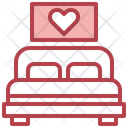 Romance Bed Bed Sex Icon