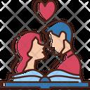 Romance Book Icon