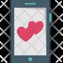 Romance Chat Icon