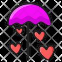 Romance in Rain Icon