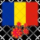 Romania Icon
