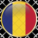 Romania Romanian Europe Icon