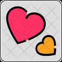 Valentine Day Heart Romantic Icon