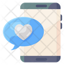 Romantic Chat Love Chat Love App Icon