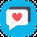 Love Message Correspondence Icon