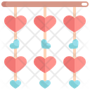 Romantic Decoration Icon