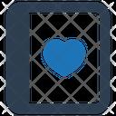 Romantic Diary Icon