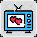 Valentine Day Entertainment Television Icon