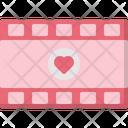Romantic film Icon