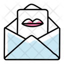 Romantic Letter Icon