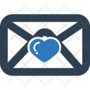 Love Message First Love Love Letter Icon