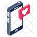 Romantic Chat Romantic Message Favourite Message Icon
