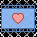 Romantic movie Icon