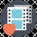 Movie Romantic Love Icon
