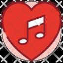 Romantic Music Love Songs Favorite Songs Icon