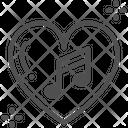 M Romantic Music Icon