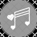 Romantic Music Romantic Songs Love Music Icon