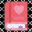 Romantic Novel Icon