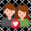 Romantic Relationship Icon