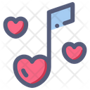 Music Song Love Icon