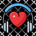 Romantic Song Icon