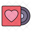 Romantic Song Love Records Love Songs Icon