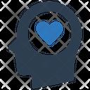 Romantic thinking Icon