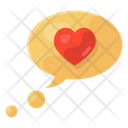 Romantic Thoughts Thinking Love Thinking Romance Icon