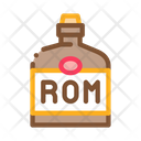 Bottle Drink Rum Icon