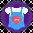 Romper Suit Romper Baby Suit Icon