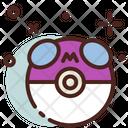 Ron Pokemon Pokemon Cartoon Icon