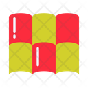 Roof Tile Material Icon