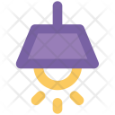 Roof Lamp Bulb Icon